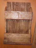 2 tier prim cubby shelf