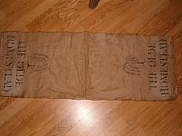 the olde homestead table runner