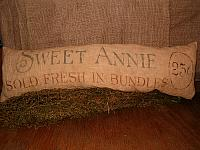 sweet annie pillow