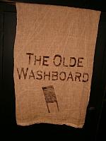 the olde washboard towel