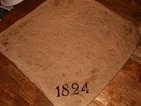 1824 napkin