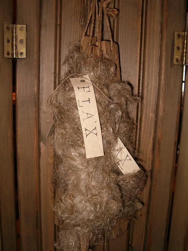 flax sticks