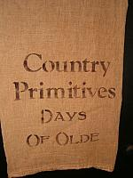 country primitives towel