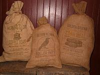 larger stuffed sacks