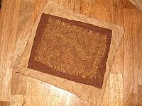 small prim table square