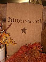 bittersweet star towel
