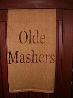 Olde Mashers towel