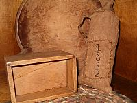 1832 patched ditty bag