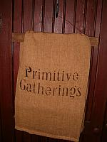 Pantry towels with lath hanger