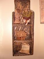 keepsake shelf