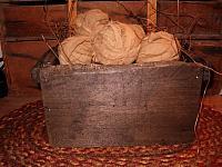 rag ball box