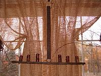 makedo hanging 6 candle candelabra