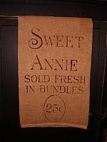 sweet annie sold fresh towel