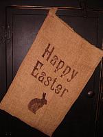 Happy Easter bunny sack