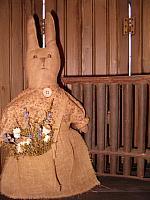 Daizy Mae bunny