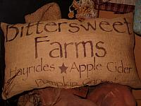 bittersweet farms pillow