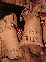 set of two Fall sacks