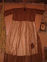 #206 prim mustard dress