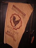 Rooster Comb Broiler Mash sack