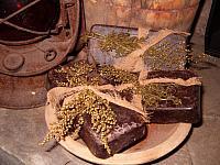 beeswax bricks