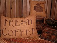 Fresh Coffee pillow set