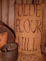 Olde Flour Mill pillow