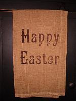 Happy Easter towel