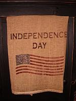 Independence Day towel