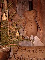 Bennie the snowman