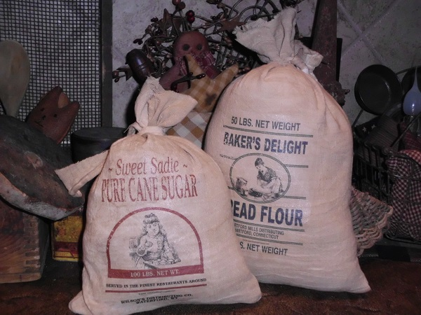 s/2 bakers flour sacks