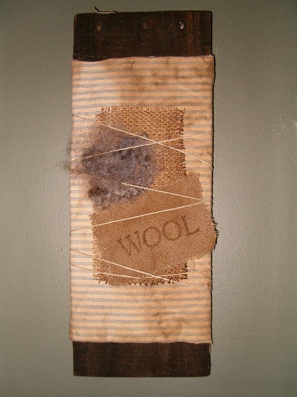 wool board