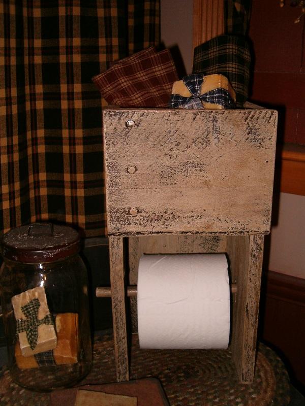 large toilet paper holder