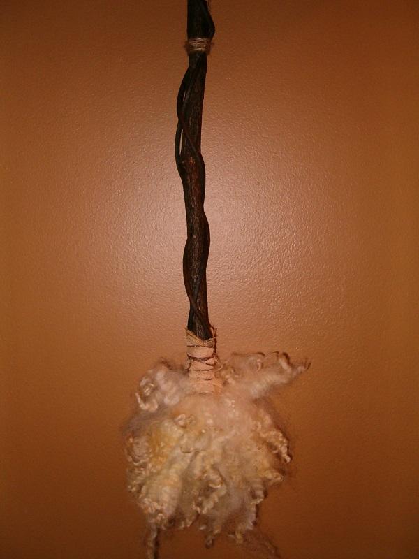 makedo wool duster