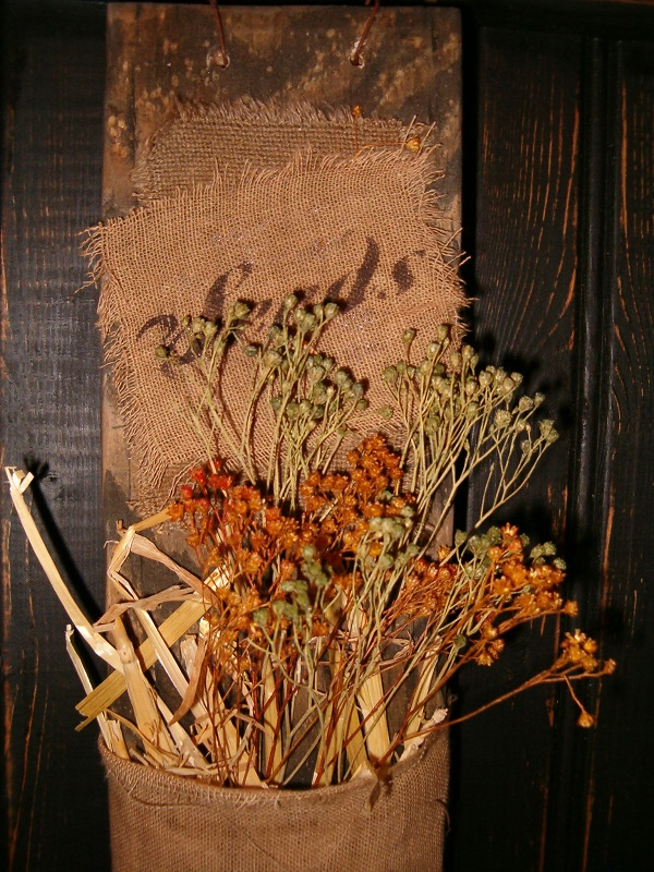 seeds barnwood hanger