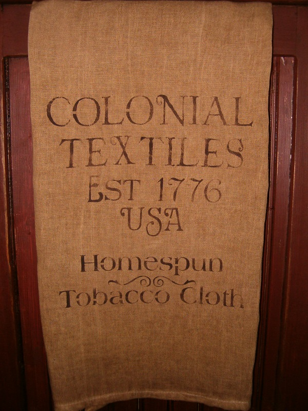 Colonial Textiles towel II