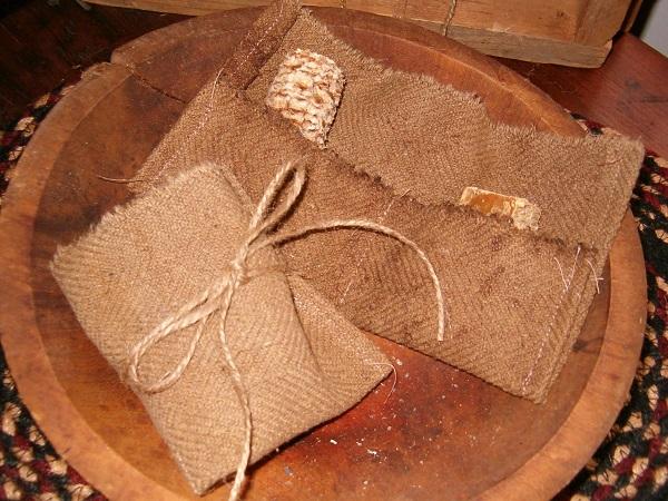 old settlers soap sack
