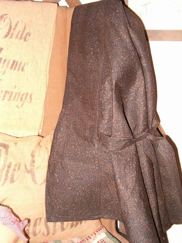 black tonal prairie bonnet