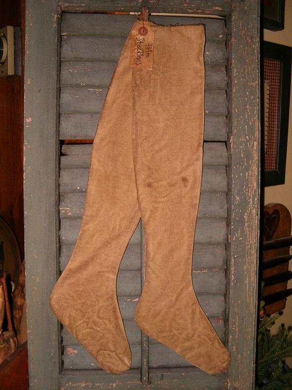 large prim stocking set