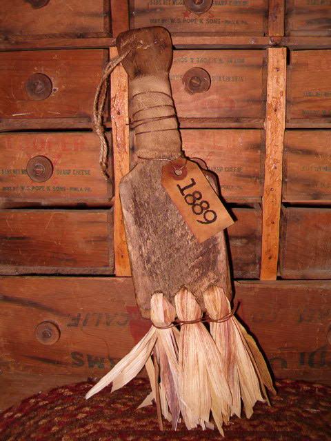 makedo cornhusk whisk broom