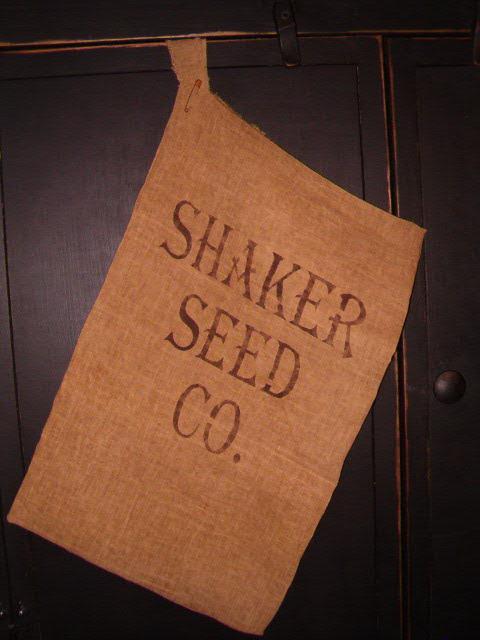 shaker seed co flour sack