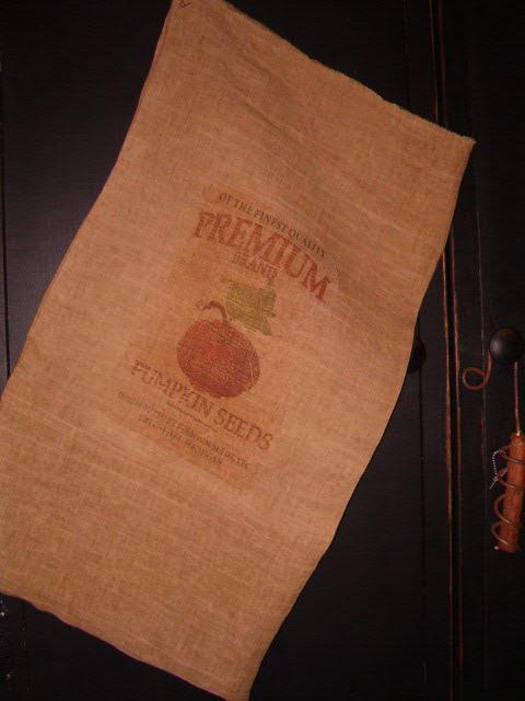 premium brand pumpkin seeds sack