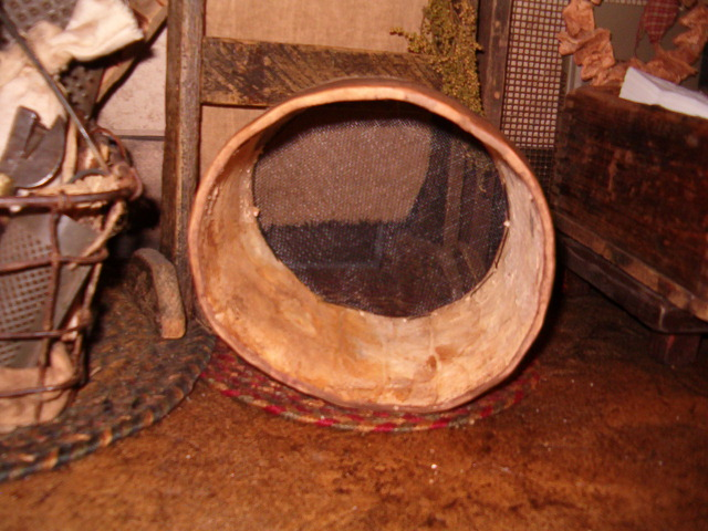 gourd sifter