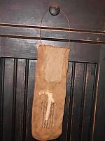 small clothespins hanger