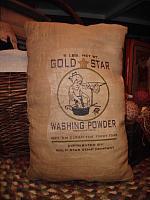 washing powder pillow