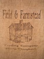 Field and Farmstead flour sack items