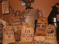 stuffed ditty bags