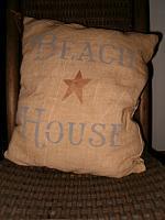Beach House pillow