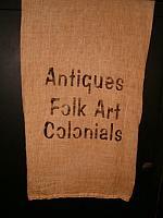 Antiques floursack towel