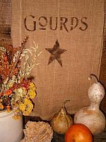 gourds star towel