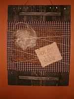 Olde Lye Soap board